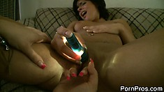 Diem and Vanessa are two horny babes that enjoy playing with each other's snatches