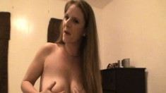Stacked Blonde Whore Loves To Suck Cock And To Get Fucked From Behind
