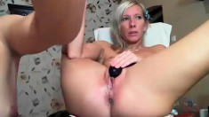 Lesbian Sorority Sisters Lick and use toys on each other