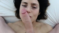 Facial Handjob And Cumshot Compilation