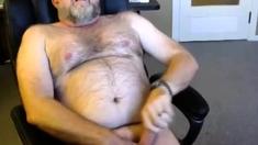 Dad Eats His Jizz