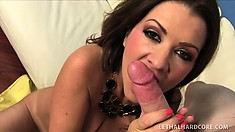 Jock gets hold of his coach's hot wife and takes it to her in the office