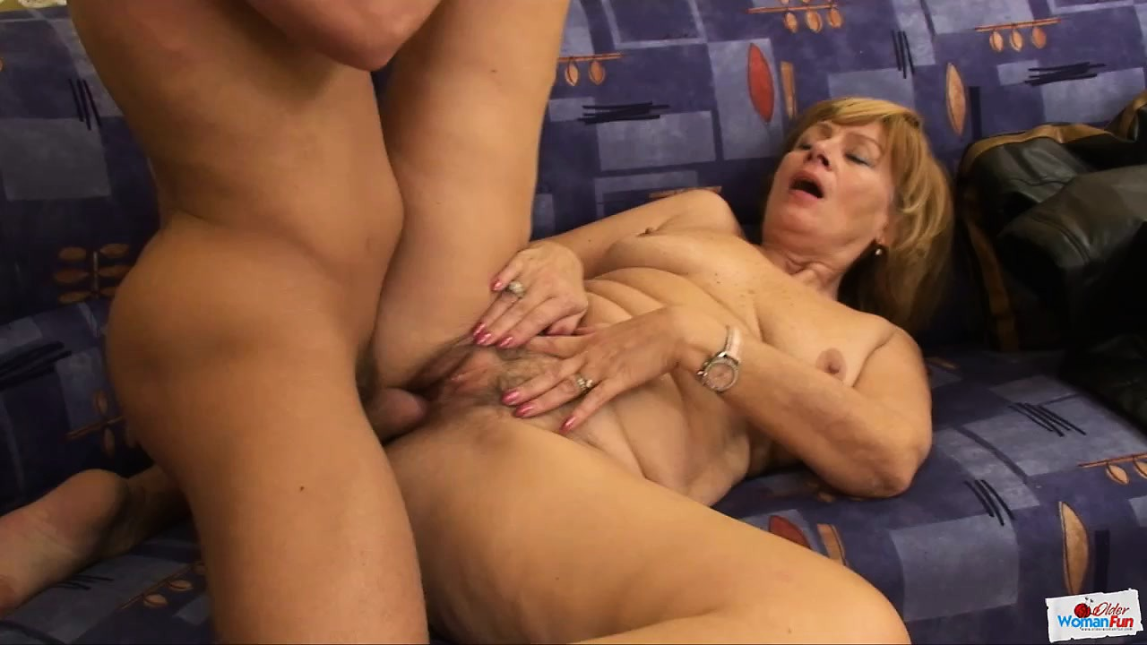 Lustful mature woman in movies