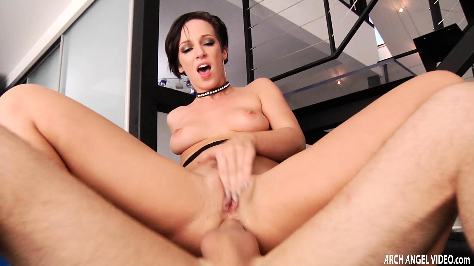 Butt drilling sex