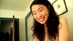 Japanese girl fucks