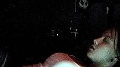 Hacked Webcam White top Masturbation