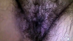 Hairy Mature ( Shower Part 3)