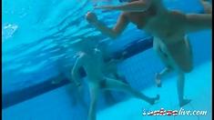 Naked Underwater 250215