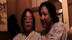Myanmar Couples In Japan
